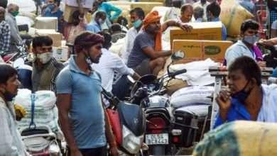 Violation of Covid rules: Many markets of Delhi will remain closed till July 5