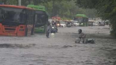 delhi rain image