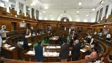 Delhi assembly image