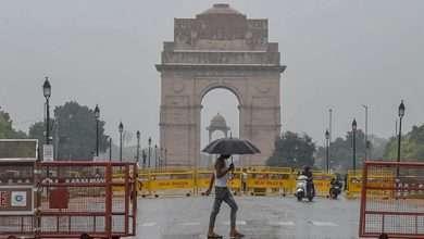 दिल्ली में हुआ मानसून का आगमन