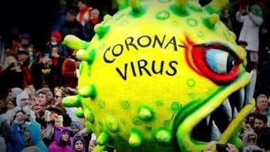 corona virus photo