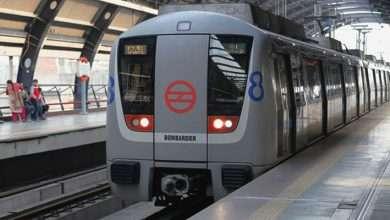 delhi metro picture