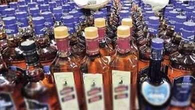 दिल्ली पुलिस ने ज़ब्त की सैंकड़ों की शराब