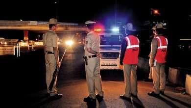 Police strictness for crime control in Delhi